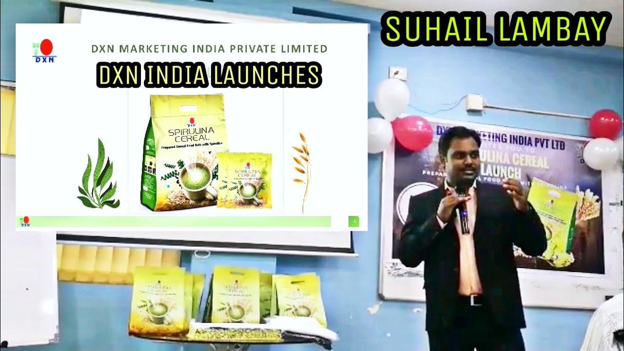Spirulina Cereal Launch Talk 14 August 2019 (Hindi/Urdu)