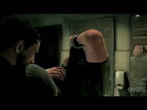 Splinter Cell Conviction Epic Fan Trailer