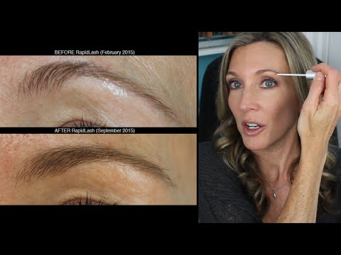 How To Regrow Thinning Eye Brows