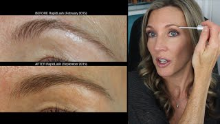 How to ReGrow Thinning Eye Brows!
