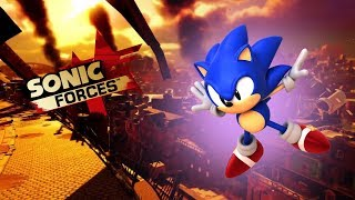 Sonic Forces- All Classic Sonic Stages/ 60FPS