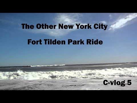 Urban Cycling: New York City's Seaside - Fort Tilden Park Ride