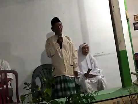 Pamit Berangkat Haji.