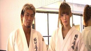 11月4日のDDT大阪大会で2世タッグとして組むことになった赤井沙希と坂口...
