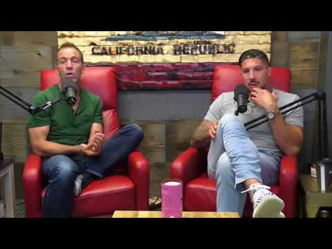 Brendan Schaub and Bryan Callen get in a real, HEATED argument over lying and street fights