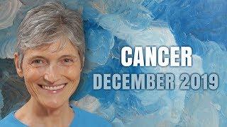 Cancer December 2019 Astrology Horoscope Forecast