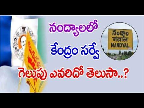 Central Government Survey On Nandyal By Election | నంద్యలలో కేంద్రం సర్వే గెలుపు ఎవరిదో తెలుసా?