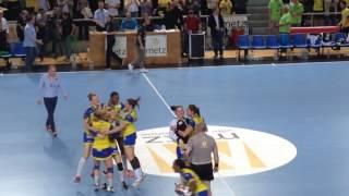 Metz HB vs Fleury 28 mai 2016 Finale LFH