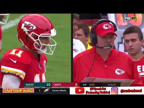 Alex Smith vs Eagles (NFL Week 2) - Resiliency! | 2017-18 NFL Highlights HD