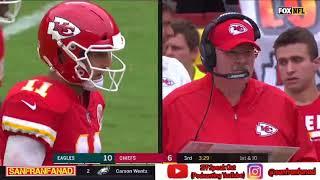 Alex Smith vs Eagles (NFL Week 2) - Resiliency! | 2017-18 NFL Highlights HD