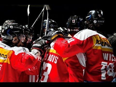 Making-of: Schweizer Eishockey Nationalmannschaft - Hymnen Training