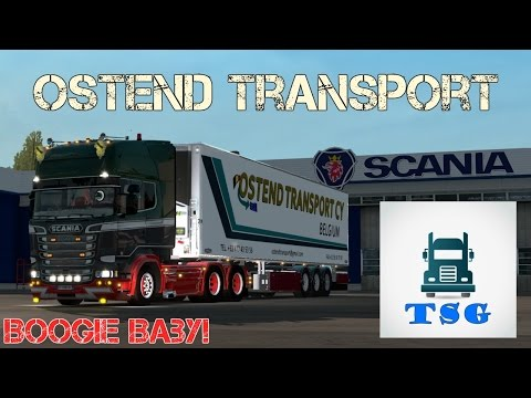 Live Stream - Ostend Transport - Its Boogie Time
