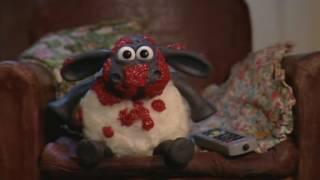 Барашек Шон S1E13 - Кошмары маленькой овечки / Shaun the Sheep - Little Sheep Of Horrors