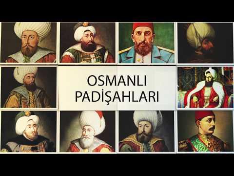 Osmanlı Padişahları | Osman Gazi