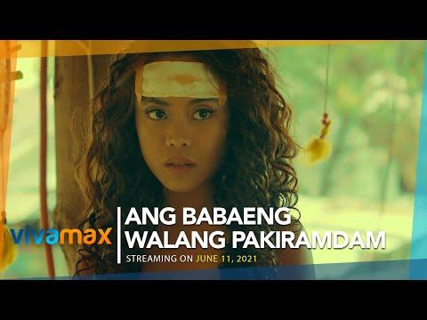 Ang Babaeng Walang Pakiramdam Official Trailer | Streaming June 11 On Vivamax