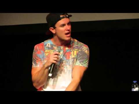 What would you never eat?  Ryan Kelley @ Werewolfcon