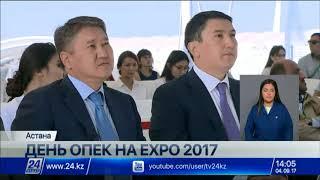 ОПЕК впервые приняла участие в выставке EXPO