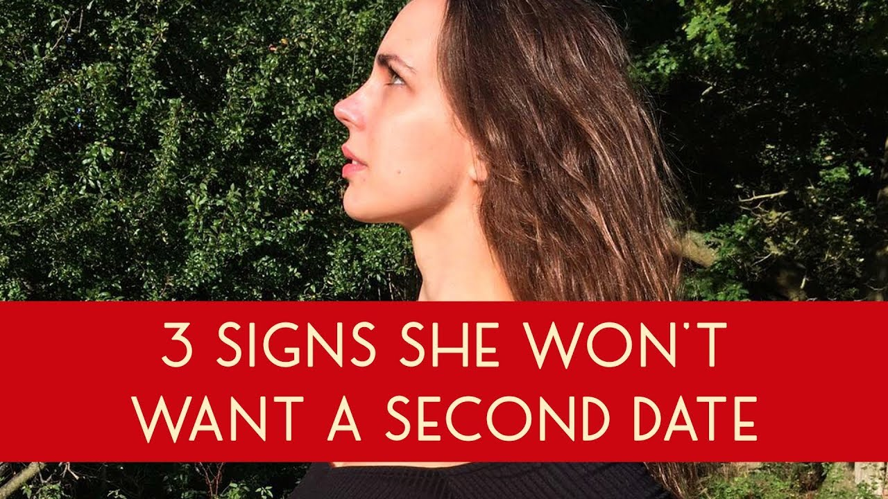 signs she is dating