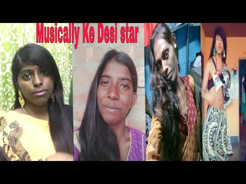 Musically Ke Desi heroine ka video    Gutkha bahan tik tok me jalwa