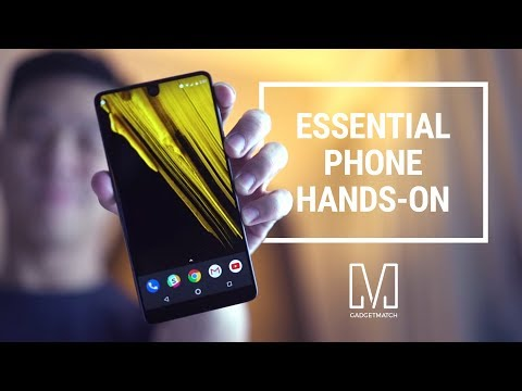 smartphones are an essential part of