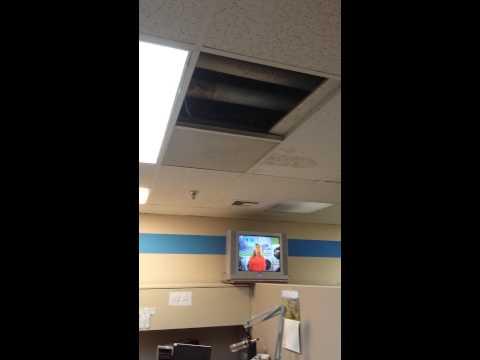 KROC FM Roof Leak