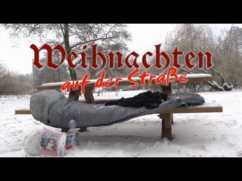 weihnachten auf der stra e youtube. Black Bedroom Furniture Sets. Home Design Ideas