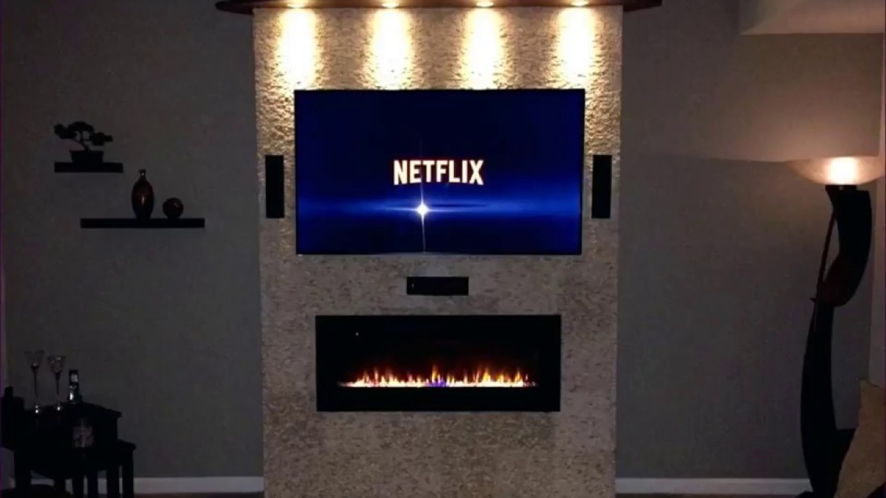 Fireplace Mantel Tv Stand You
