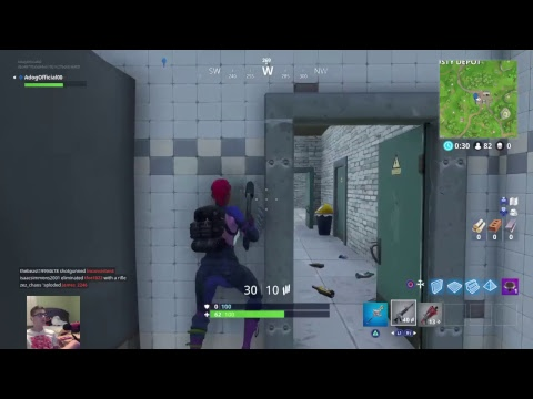 FORTNITE BATTLE ROYALE  100+ Wins  How's everyone?