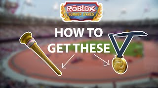 ROBLOX Summer Games | How To Get The Gold Medal