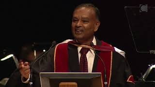 Meyya Meyyappan, 2018 Concordia Honorary Doctorate thumbnail