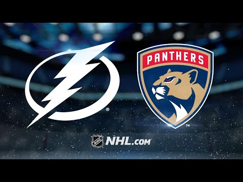 Lightning offense erupts in 8-5 win vs. Panthers