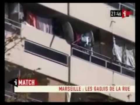 Gang de filles à Marseille