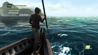 AC IV Black Flag pêche a la baleine blanche