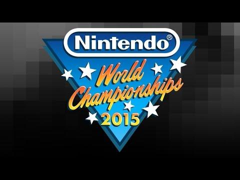 IGN Live Presents: Nintendo World Championships 2015