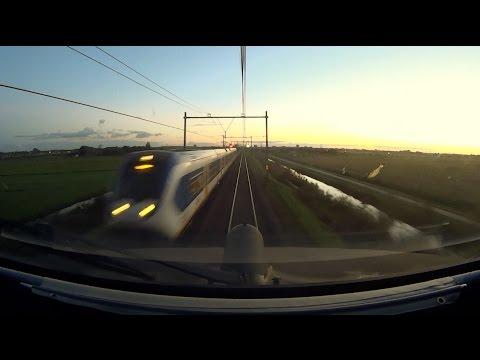 CABVIEW HOLLAND Hilversum - Amsterdam - Enkhuizen ICM 2016