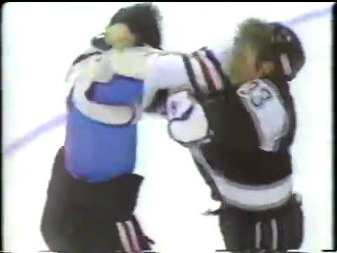 Marty McSorley vs Cam Russell