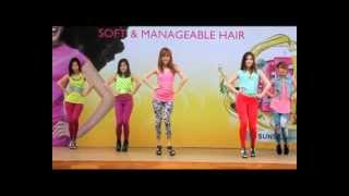 Sunsilk Miss Pretty - Behind the Scenes