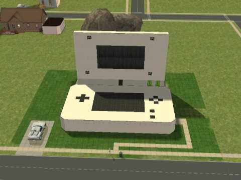 the sims 2 cool house ideas - house interior