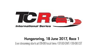 2017 Hungaroring, TCR Round 11 in full