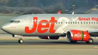 "[FullHD] 3 Boeing 737 ""Classic"" landing at Geneva/GVA/LSGG"