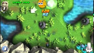 (PSP) Bliss Island (ULES-00616) GamePlay PSXPLANET.RU