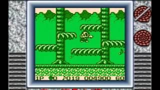 Genjin Kotts gameplay, game boy
