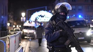 Strasbourg shooting: 4 people detained after gunman kills 2 people, police still hunting suspect