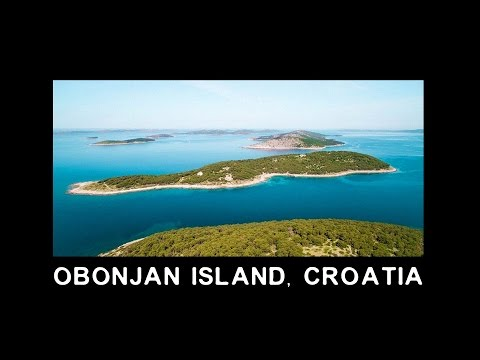 Swim and Explore Obonjan Island - Croatia