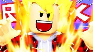 MI SONO TRASFORMATO IN SUPER SAIYAN!! | Dragon Ball Super su Roblox ITA (Rollenspiel)