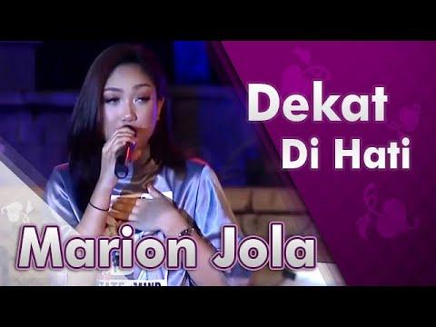 Marion Jola - Dekat Di Hati - Excellent Brand Award 2018 (EBA 2018)