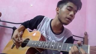 Souqy - Jelas Sakit ( Acoustic Cover By Syed Faisal)