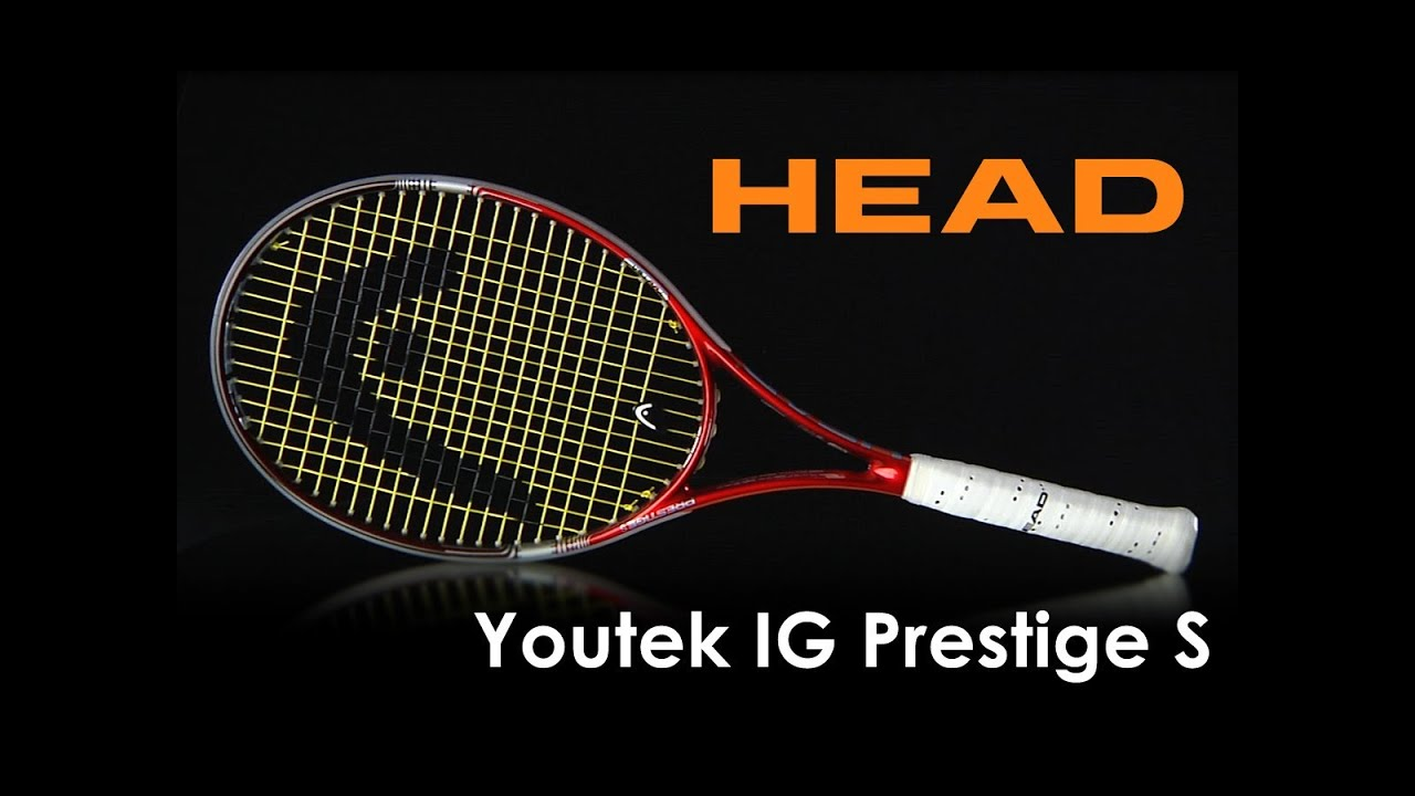 head youtek ig prestige s racquet review youtube. Black Bedroom Furniture Sets. Home Design Ideas