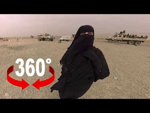 How women are treated under ISIS I Mosul I Iraq I 360 Video
