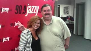 Jazzy Randevú c. műsor vendégei: Monique Covet és Kovi